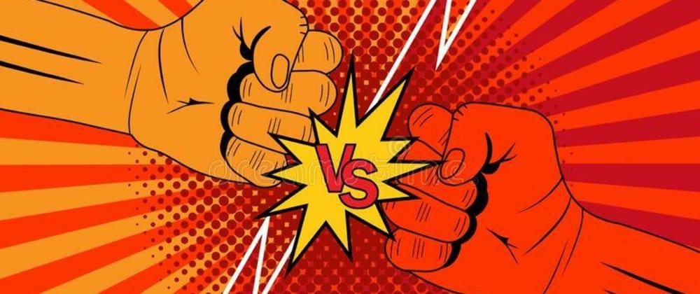 Cover image for David Vs. Goliath(Node.js/Express.js vs Ruby on Rails)