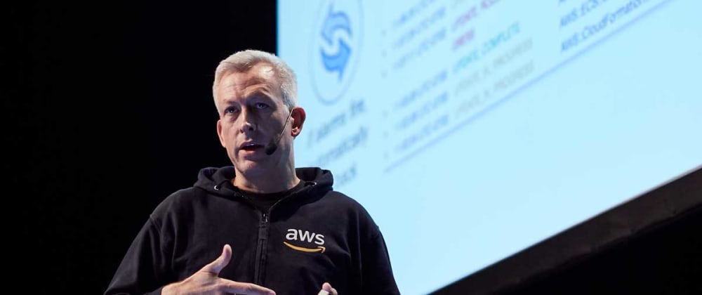 Cover image for AWS Summit Recap: What's new for Lambda, Cloudformation and more