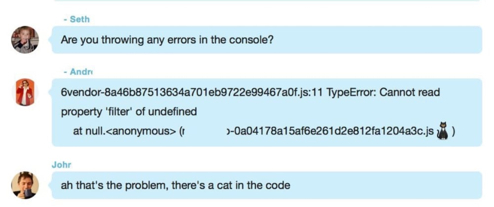 Cover image for Is There a Cat in The Code!?