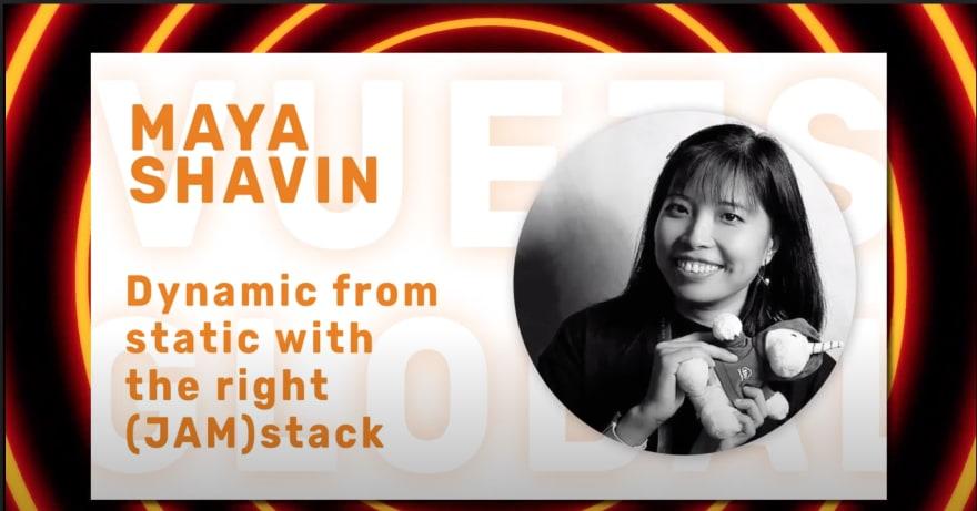 Maya Shavin Talk