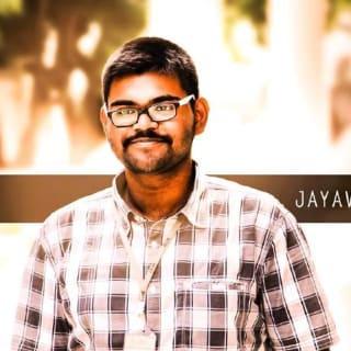 Jayavignesh R profile picture