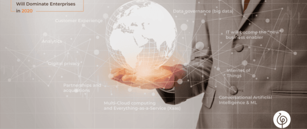 Cover image for 10 Digital Transformation Technologies & Trends That Will Dominate Enterprises in 2021