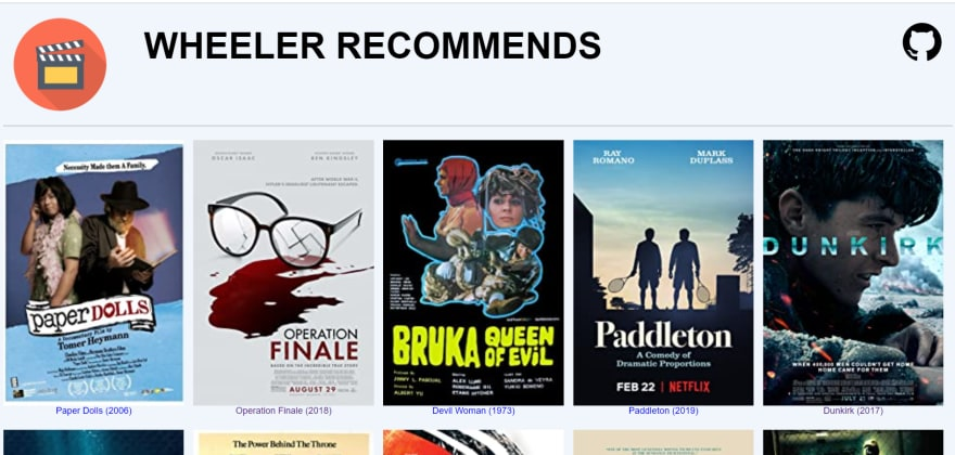 Wheeler Recommends Website 1