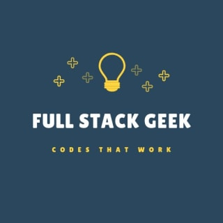 Full Stack Geek profile picture