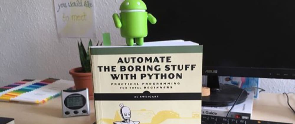 Cover image for 4 Python automation modules