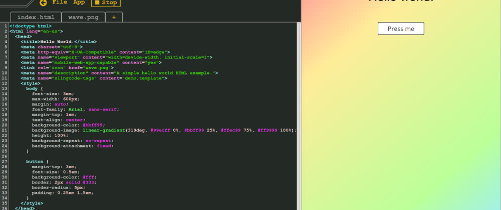Cover image for I built an online code editor