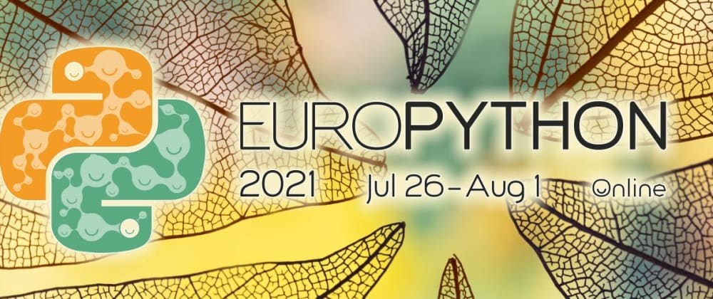 Cover image for EuroPython 2021 Financial Aid