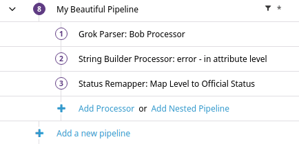 Finished Pipeline