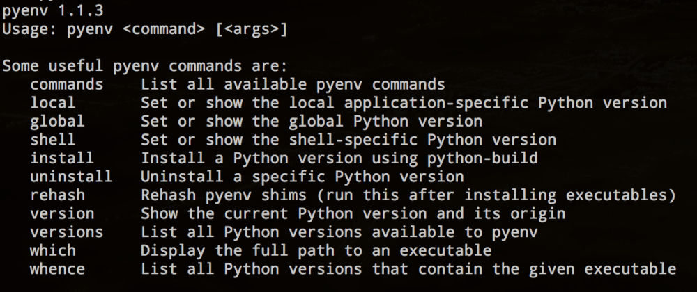 Cover image for Ultimate Solution to Python Virtual Environments: pyenv + virtualenvwrapper