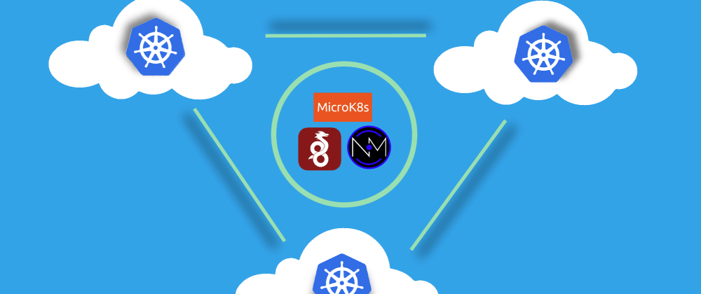 Cover image for How to Deploy a Cross-Cloud Kubernetes Cluster with Built In Disaster Recovery