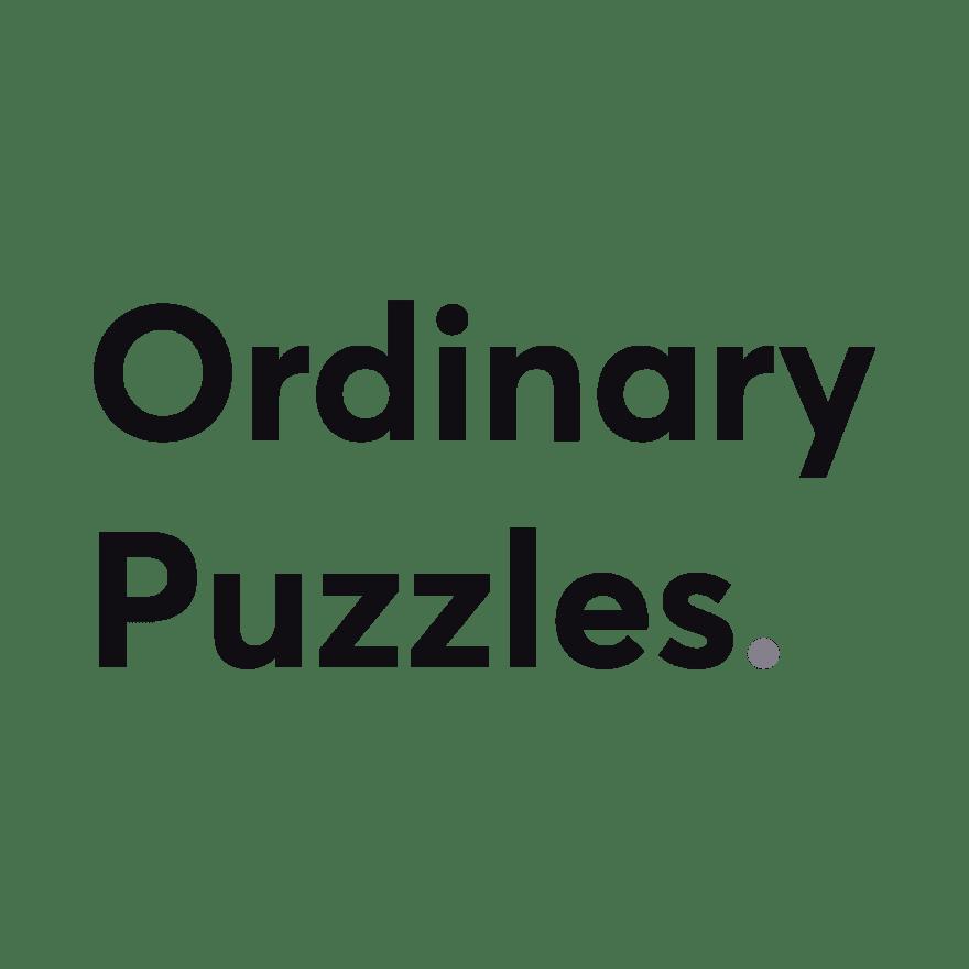 Ordinary Puzzles