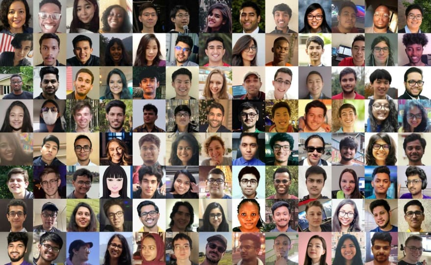 Class Photo - Batch 2 Spring 2021