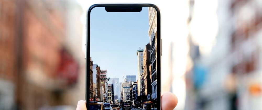 Cover image for Iphone X Notch - Apache Cordova