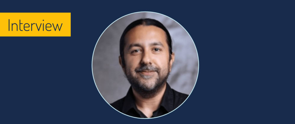 Cover image for Interview with a Chief AI Scientist: Arash Azhand