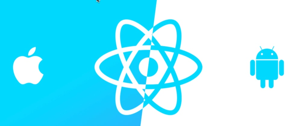 Cover image for React Native app