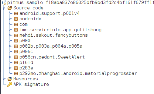 After deobfuscation