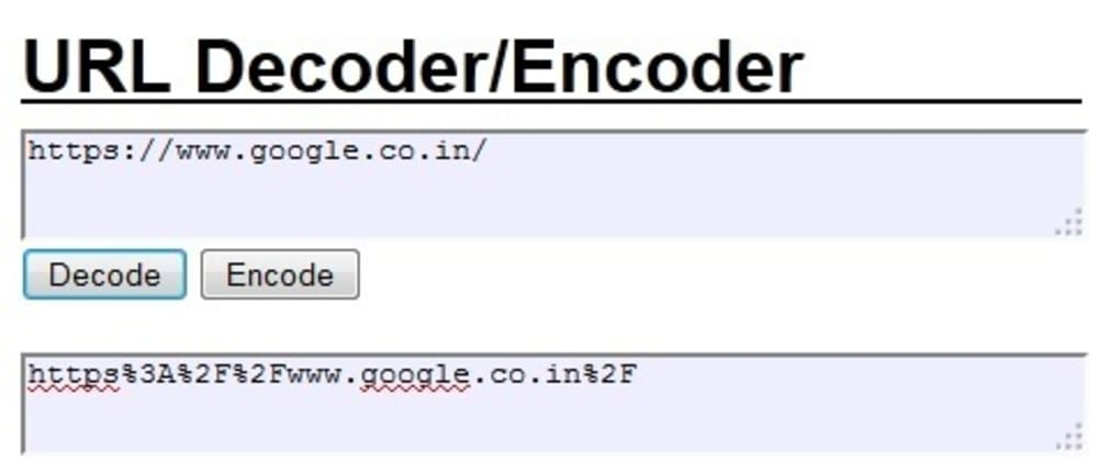 Cover image for function decodes any %## encoding in the given string