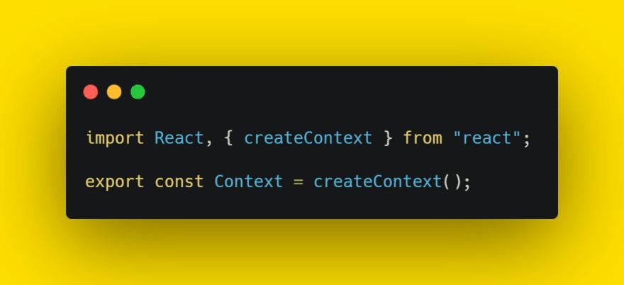 import createContext