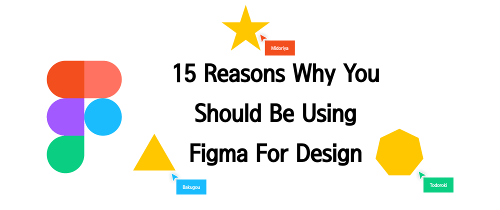 Cover image for 15 reasons why you should be using Figma for design