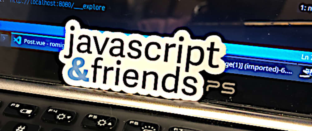 Cover image for My First Dev Conference: JavaScript & Friends