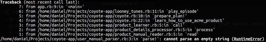 big-ish error example