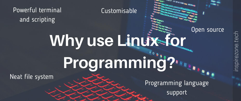Cover image for 5 Convincing reasons to choose Linux for programming