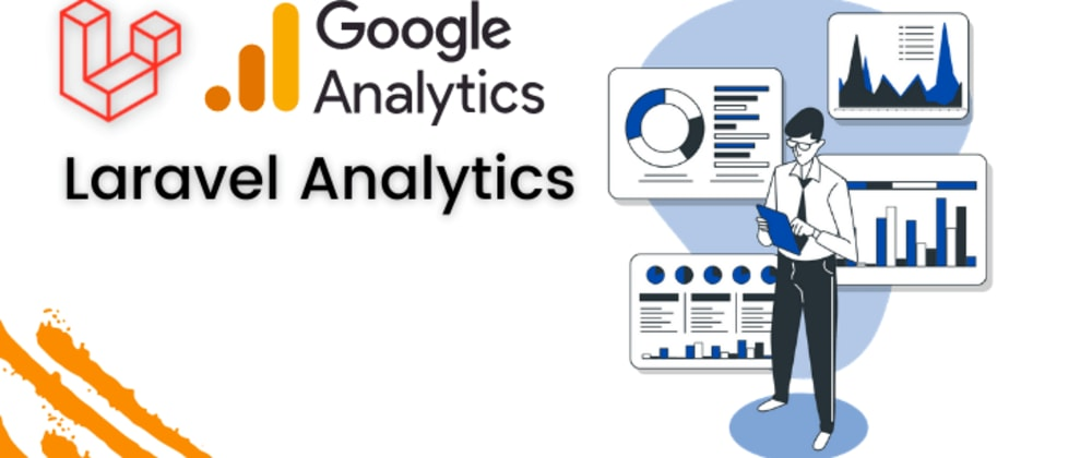 Cover image for Google Analytics integration with Laravel 8