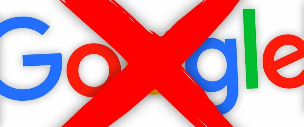 Cover image for No More Google 🙅