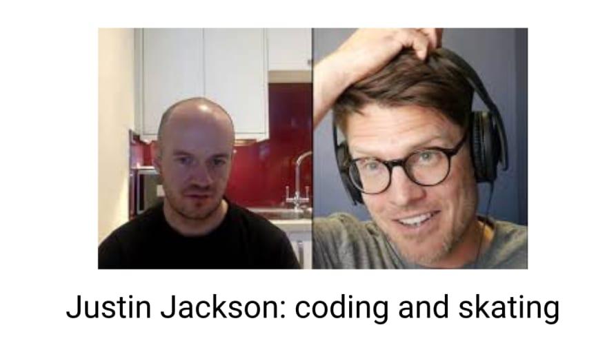 Justin Jackson: how coding and skateboarding are similar