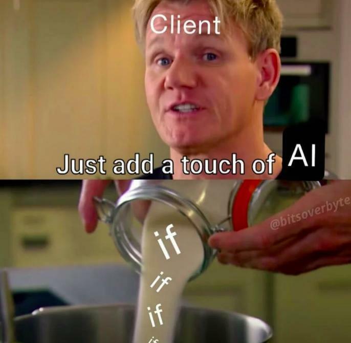 AI meme