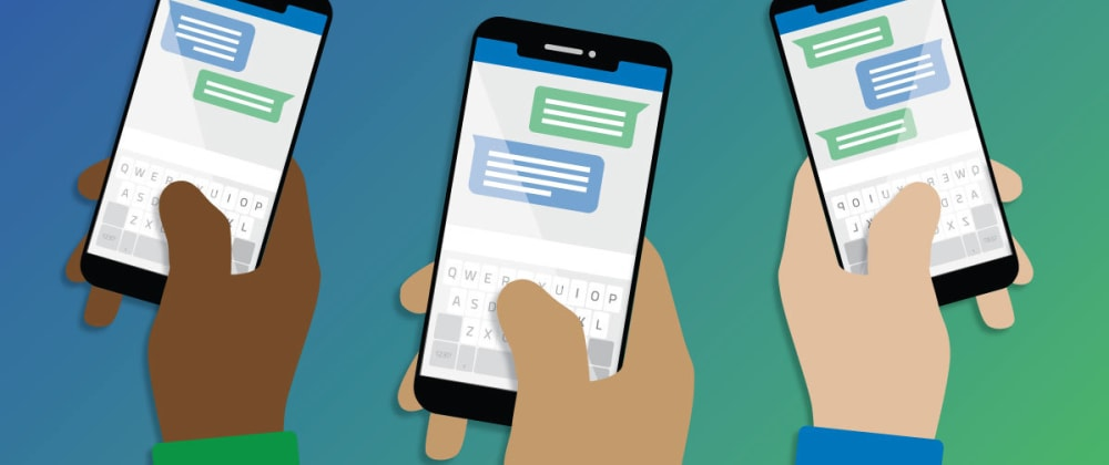 Cover image for How to Send and Receive SMS Messages with Nuxt.js and the Nexmo SMS API