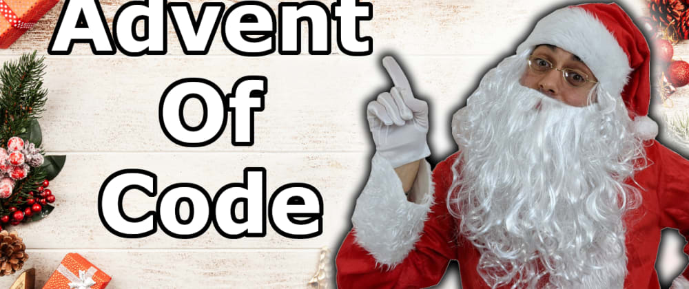 Cover image for (Video) Advent of Code - Introduction to the Advent Calendar for Devs