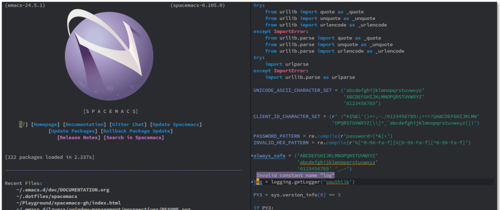 Cover image for How to Install Spacemacs in MacOS Catalina