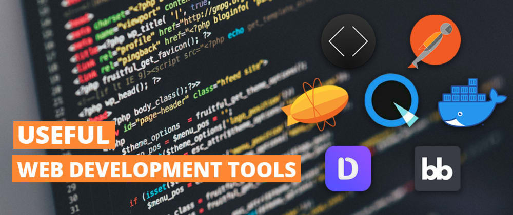 Cover Image for 15+ Useful Web Development Tools That You Might Not Know