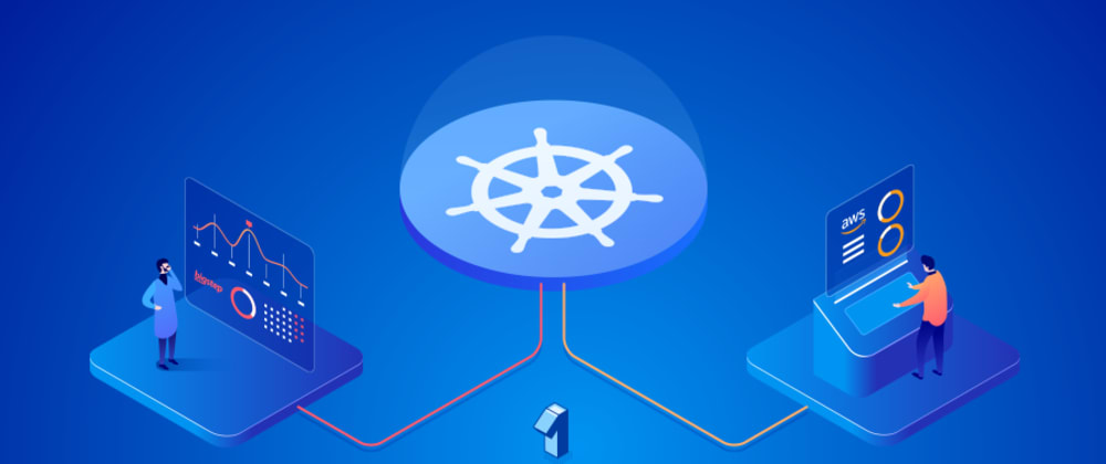 Cover image for Connect with your Kubernetes cluster Manually