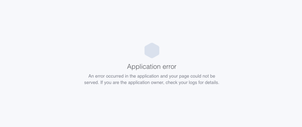 Cover image for Continuously deploy custom Heroku error and maintenance pages from your app's repository