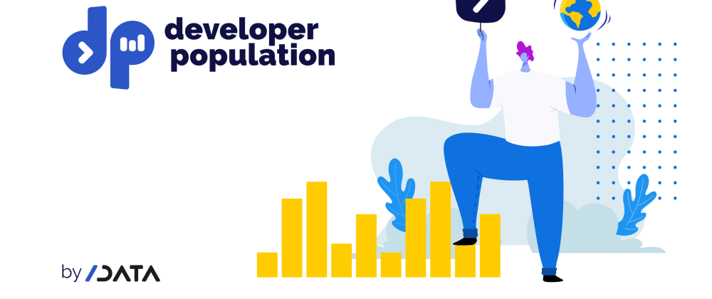Cover image for How many developers are there?
