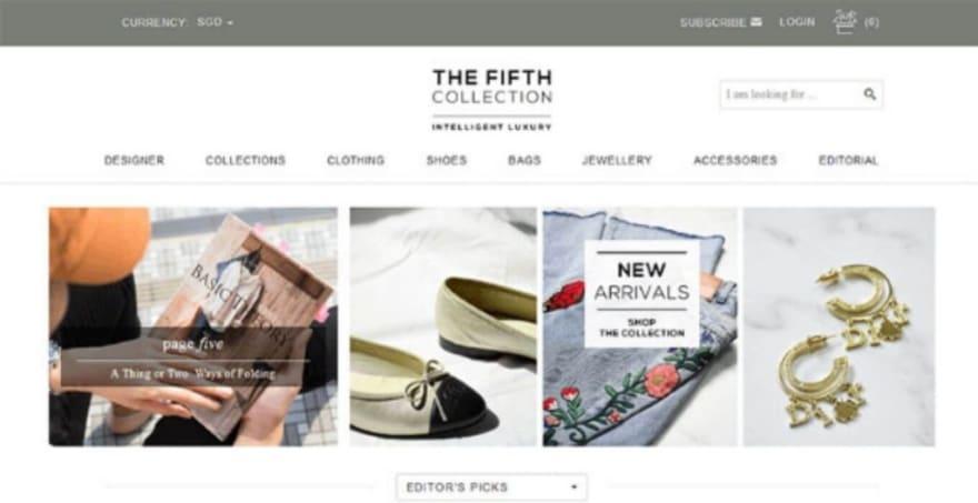 eCommerce Marketplace Fashion App
