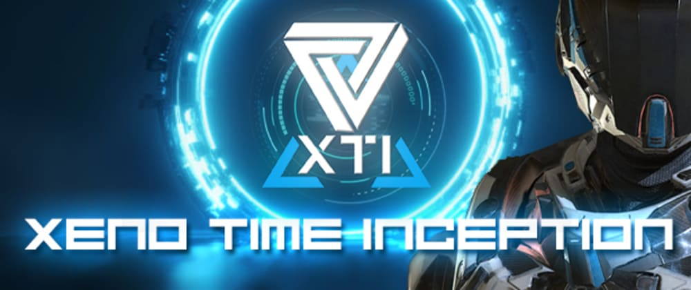 Cover image for Xeno Time Inception