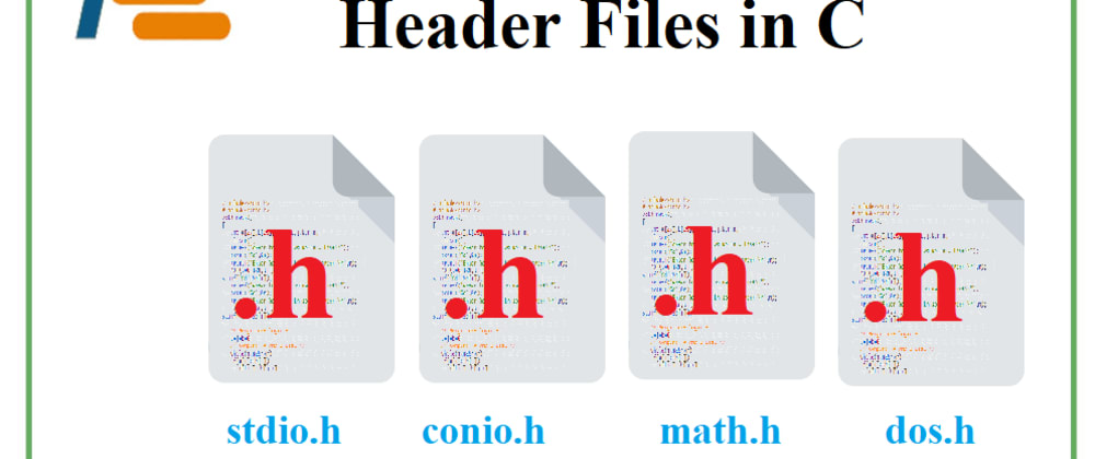 Cover image for Header files in C