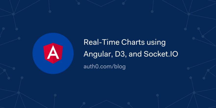 Real-Time Charts using Angular, D3, and Socket.IO