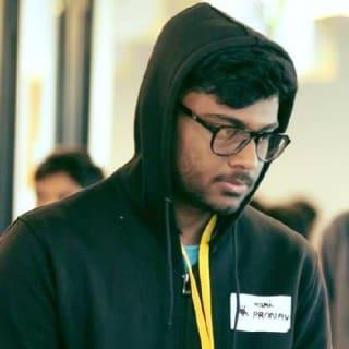 Hari Pranav A profile picture