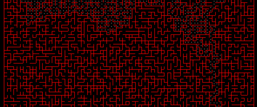 Cover image for Using Disjoint Set (Union-Find) To Create Maze