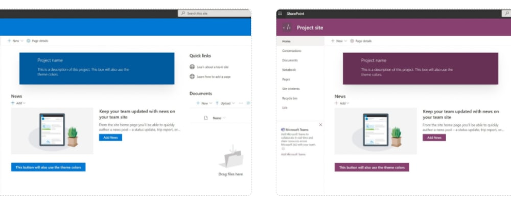 Cover image for Create and add a custom color theme to SharePoint Online using PnP powershell