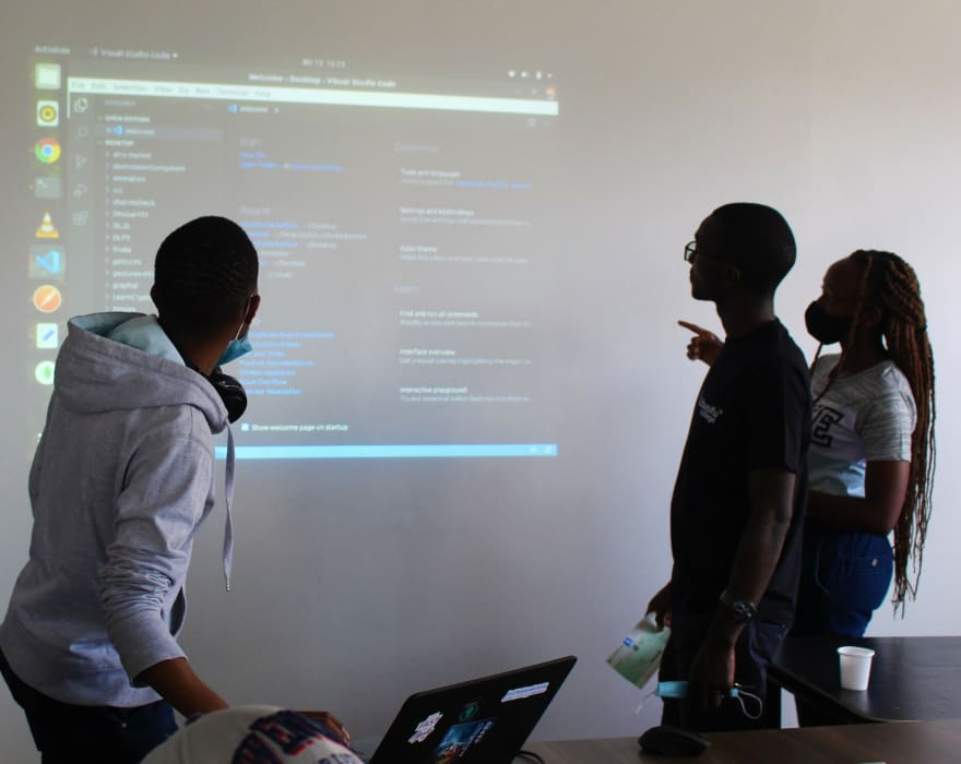 Programming session