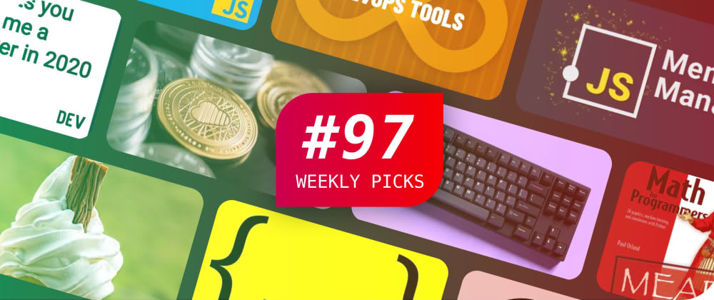 Cover image for Weekly Picks #97 — Development Posts