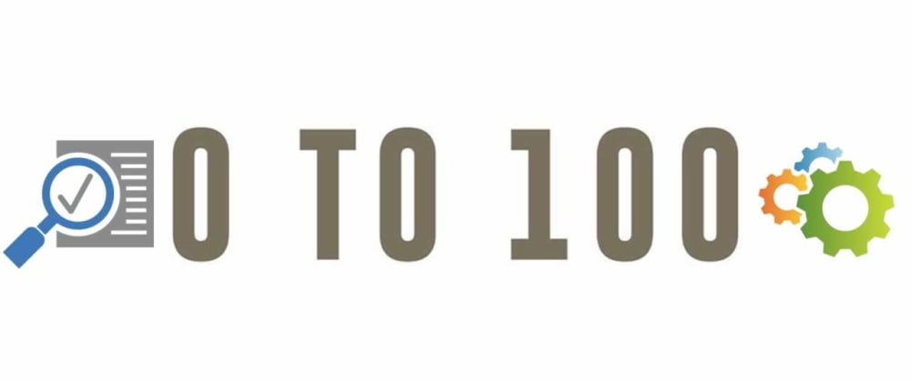 Cover image for Testing from 0 to 100