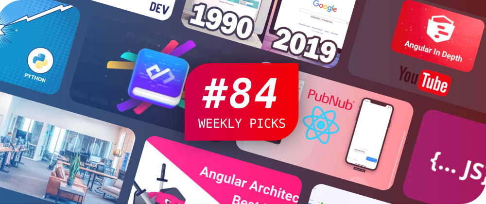 Cover image for Weekly Picks #84—Development Posts