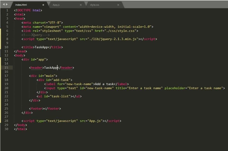 HTML-FILE